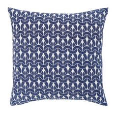 ink knit knit cushion