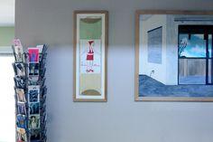 Freunde von Freunden — Ed & Deanna Templeton — Artists and Photographers, Apartment, Huntington Beach, Los Angeles — http://www.freundevonfreunden.com/interviews/ed-deanna-templeton/