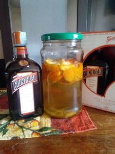 Dessert Recipes, Desserts, Whiskey Bottle, Sweet Tooth, Food And Drink, Sweets, Canning, Drinks, Eat