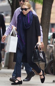 Olsens Anonymous Mary Kate Ashley Olsen Twins Style First The Row Shoe Collection Ash Scarf Cardigan Croc Bag Trousers Suede Mary Jane Flats photo Olsens-Anonymous-Mary-Kate-Ashley-Olsen-Twins-Style-First-The-Row-Shoe-Collection-Ash-Scarf-Cardigan-Croc-Bag-Trousers-Suede-Mary-Jane-Flats.jpg