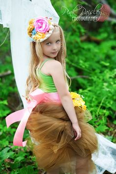 FAIRY DREAMS Hairpiece for special occasions and by missrubysue