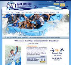 DaveHansenWhitewater.com