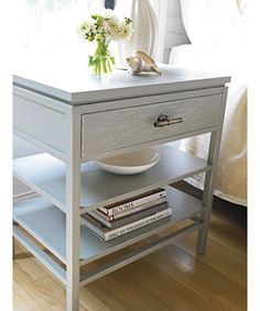 Stanley Furniture » Night Stands » Coastal Living ResortTranquility Isle Night Stand