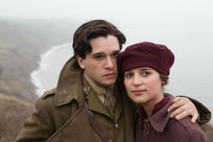 Romantic Moment of the Week: Testament of Youth - Vera Brittain and Roland Leighton