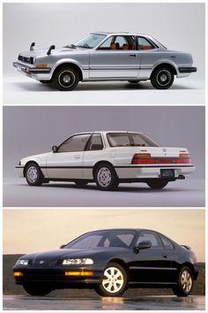Jdm, Japan Motors, Vtec Engine, Honda Accord Sport, Honda Prelude, Fifth Generation, Free Cars, Sports Sedan, Japanese Cars