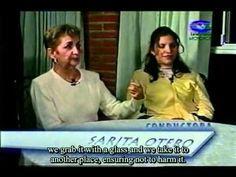 Sarita Otero: ¿Qué es ser vegetariano y por qué? What means to be a vegetarian and why? - YouTube