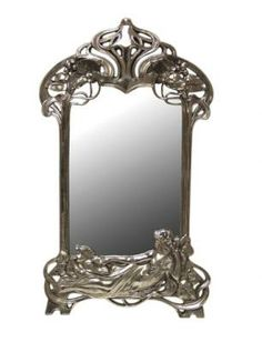 Google Image Result for http://www.constanceinteriors.co.uk/superbasket/images/products/853/b_OBW141_-_Silver_Plated_Art_Nouveau_Mirror_Frame.jpg