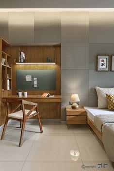 Master Bedroom Interior, Bedroom Closet Design, Bedroom Furniture Design, Modern Bedroom Design, Home Decor Bedroom, Indian Bedroom Design, Study Room Design, Study Room Decor, Home Room Design