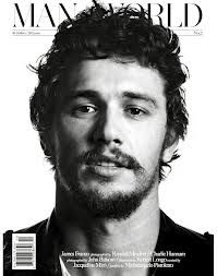 Eclectic - not James Dean anymore - and mature at last! James Franco