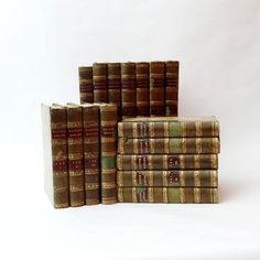 "Rare Ist Ed. ""Paxton's Magazine of Botany"" Sixteen Volumes"