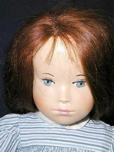 Sasha Studio doll created by Swiss doll-maker Sasha Morgenthaler.