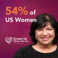 More than half (54%) of all women in the US don't realize that heart disease stands as their greatest health threat. Regular heart screenings can reduce your risk and help detect symptoms early. http://sistertosister.org/