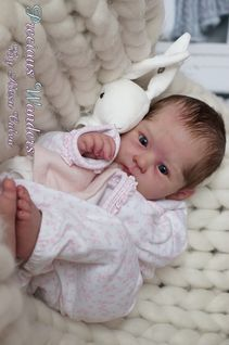 Candy by Ping Lau - Pre-Order - Online Store - City of Reborn Angels Supplier of Reborn Doll Kits and Supplies Bb Reborn, Reborn Doll Kits, Reborn Baby Girl, Reborn Babies, Baby Born, Life Like Babies, Fake Baby, Silicone Baby Dolls, Realistic Baby Dolls