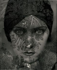 Portrait of Gloria Swanson by Edward Steichen, 1928