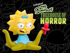 Product Preview. The SIMPSONS Tree House of Horrors Series By Matt Groening