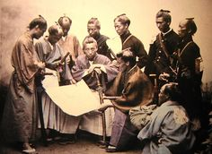 Samurai briefing. The Satsuma Clan.