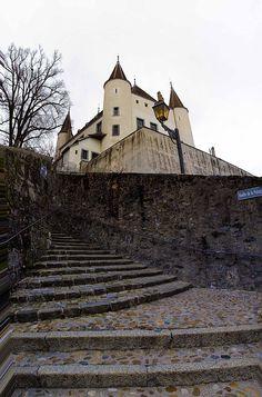 Le château de Nyon, Nyon, Vaud, Switzerland Copyright: Ates Omer