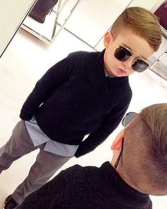 Little Cobb is a kid supermodel in social media…. We love following his styles and other Borrow Mini Couture customers http://charmposh.com/2013/12/23/borrower-mini-couture-q-rent-designer-clothes-kids/