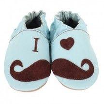 I ❤ mustaches. $25 #Robeez.