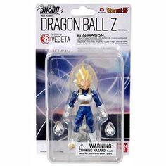 Dragon Ball Z Renewal Super Saiyan Vegeta Action Figure