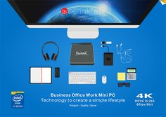 Beelink BT7 using for business office work, home entertainment, higher quality, simper life.