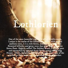 My fav place in all of middle earth