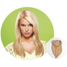 Jessica simpson clip in hair extensions human hair extensions hairdo is a line of undetectable clip in hair extensions developed by jessica simpson and her celebrity hair stylist pmusecretfo Gallery