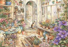 Spring Garden Room