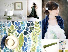 blue+white+green+yellow+emerald+bolero+bouquet+centerpiece+table+cloth+reception+hair+bridesmaid+dress+dresses+cake+topper+giveaway+wedding+bride+bridal+moss+18.jpg (640×494)