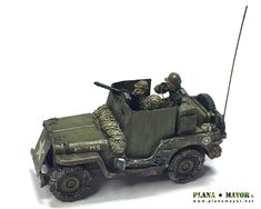 Armoured Jeep. 82 Airborne Division, Ardennes 1944. 82nd Airborne Division, Jeep, Battle, Jeeps