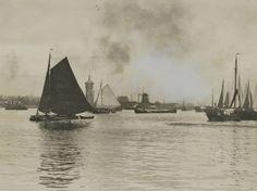 Panorama Zwijndrecht (jaartal: 1930 tot 1940) - Foto's SERC