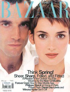 Daniel Day Lewis - Winona Ryder