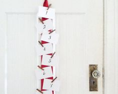 """(Printable) Hymn Advent Calendar by Doxology Press on Etsy 