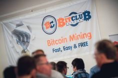 Bitclub Network- Mining Btc and Altcoins 57 min. ·  Earning Bitcoin has never been easier. You're invited to start mining Bitcoin today. It's easy. Ready to mine Bitcoin and other crypto currencies, but you're not sure where to start? BitClub Network makes it easy. Here's how: