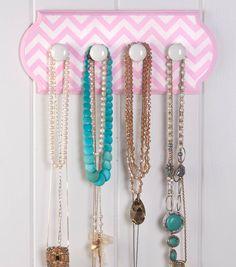Chevron Jewelry HangerChevron Jewelry Hanger