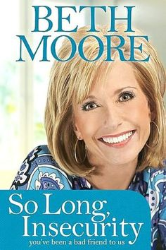 Perhaps one of the biggest issues all women face is their own insecurity. Beth Moore, one of today's most admired and trusted Christian writers, wants women to be free from the insecurity trap. So Long, Insecurity will strike a chord with women everywhere, as Beth speaks truth into the lives of readers, showing them how to deal with their innermost fears, rediscover their God-given dignity, and develop a whole new perspective—a stronger sense of self. Women of all ages and backgrounds will…