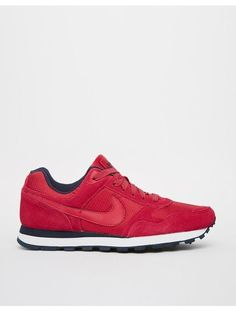 http://sellektor.com/user/dualia/collection/sport-loveNike MD Runner Red Trainers - Red