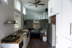 Living Area - Baby Boomer by The Painted Home Co