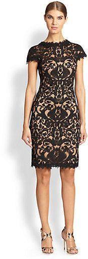 H&M - Off-the-shoulder Lace Dress - Black - Ladies   Bridesmaid ...