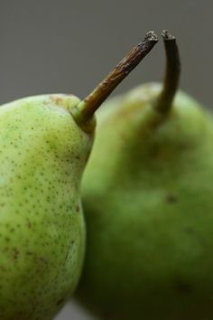 Pears. great detoxification for the liver