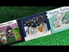 the Lawn Fawn blog: Lawn Fawn Intro: Shadow Box Card
