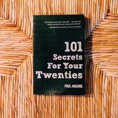 Unlock the secrets of your twenties. Purchase now at volumetwenty.com :)