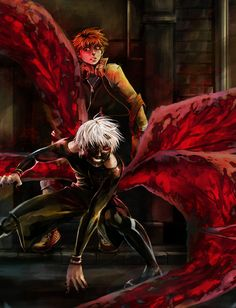kaneki protecting hide - Google Search …