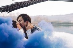 TNT Gender Reveal Time Color Smoke Bombs Newborn Baby Pink & Blue | ON SALE! Professional Color Smoke Products for Photography & Film