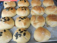 fischi`s cooking and more....: hamburger buns...selbst gemacht!