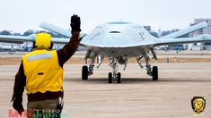 Get Ready, Russia: America's New UAV carrier-based aerial refueling tank...