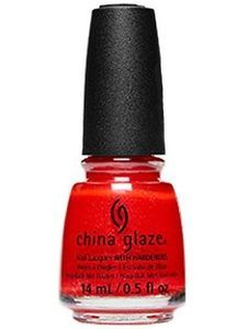 China Glaze Nail Polish, Yule Jewels 1744 China Glaze Nail Polish, Opi Nail Polish, Nail Hardener, China Clay, Color Club, Nail Treatment, Nail Polish Collection, Feet Care, Red Nails