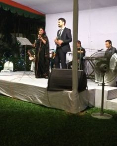Few moments back at the indian high commission gathering. Thanks @yuvisofficial for the video paji. I love this song