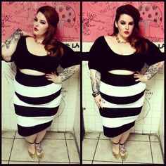 Curvaceous Nation. Tess Munster is my favorite! Debi L