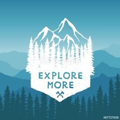 20 random reddit photos turned into epic movie posters epic hand drawn wilderness typography poster with mountains and pine trees artwork for hipster wear vector inspirational illustration on mountain background voltagebd Image collections